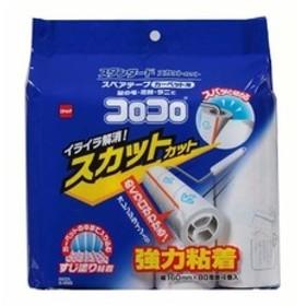 コロコロ スペアテープ スタンダード スカットカット C4792 (4巻)