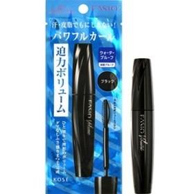 コーセー ファシオ パワフルカール マスカラ EX(ボリューム) BK001 ブラック (7g)