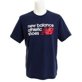 【Super Sports XEBIO & mall店:トップス】アスレチックシューズボックス 半袖Tシャツ AMT83541PGM
