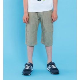 【シップス/SHIPS】 SHIPS KIDS:ダブルウエスト ペインター ショーツ(100~130cm)