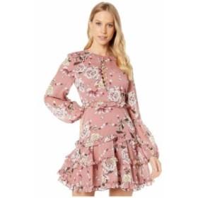 バルドー Bardot レディース ワンピース ワンピース・ドレス Hazel Floral Dress Mist Floral