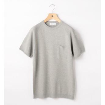 【シップス/SHIPS】 SHIPS Days:ホールガーメント ニットTシャツ