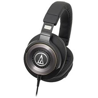オーディオテクニカ 「ハイレゾ音源対応」ポータブルヘッドホン ATH-WS1100