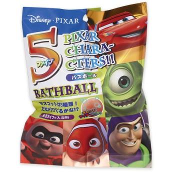 5ピクサーキャラクター バスボール おもちゃ おもちゃ・遊具・三輪車 バスボール・お風呂のおもちゃ (108)