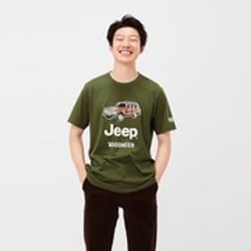 ザ・ブランズ アウトドア UT ジープ(グラフィックTシャツ・半袖)