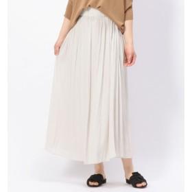 【リエス/Liesse】 ウエストギャザースカート