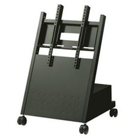 ハヤミ 50V型まで対応 ディスプレイスタンド(超低い設置-中型用) HAMILeX(ハミレックス) XS-3247L 【返品種別A】