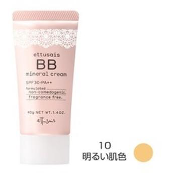 dポイントが貯まる・使える通販| エテュセ BBミネラルクリーム 10 明るい肌色 (40g) 【dショッピング】 化粧下地 おすすめ価格