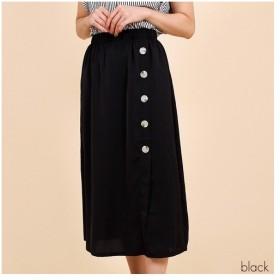 [マルイ] ラップ風ボタンデザインスカート/エルリエ(ellerie)