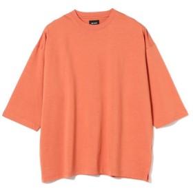 [マルイ]【セール】BEAMS / シルケット 8分袖 Tシャツ/ビームス(BEAMS)