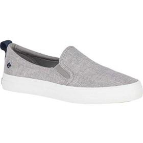 [トップサイダー] レディース スニーカー Crest Twin Gore Slip-On Sneaker [並行輸入品]