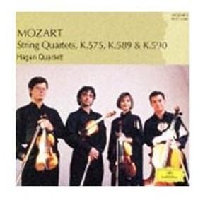 モーツァルト:弦楽四重奏曲第21番「プロシャ王第1番」・第22番「プロシャ王第2番」・第23番「プロシャ王第3番」
