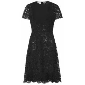 ヴァレンティノ Valentino レディース パーティードレス ワンピース・ドレス Cotton-blend lace dress