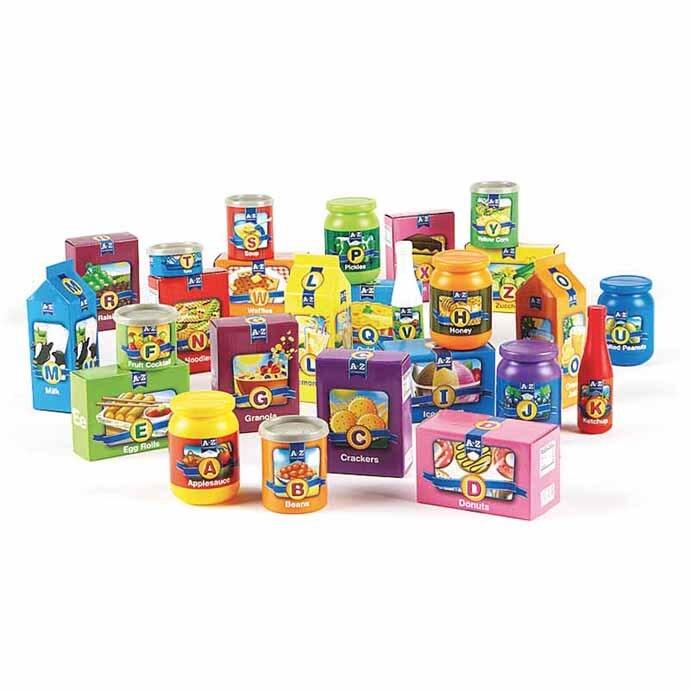 【華森葳兒童教玩具】扮演角系列-字母雜貨店 N1-7729