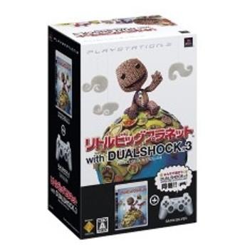 リトルビッグプラネット(DUALSHOCK3サテンシルバー同梱版) - PS3 中古 良品