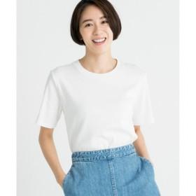 【ジユウク/自由区】 【洗える】オーガニックコットンTシャツ
