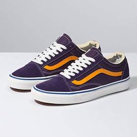 [(バンズ)Vans] ユニセックススケート靴・スニーカー FOAM Old Skool オールドスクール Mysterioso/Marshmallow パープル/オレンジ M:9.5, W:11 (メンズ27.5cm, レディース28cm) [並行輸入品]