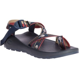 チャコ Chaco Mens Z2 Classic Usa Smokey The Bear Smokey Shovel Navy 2019年新作