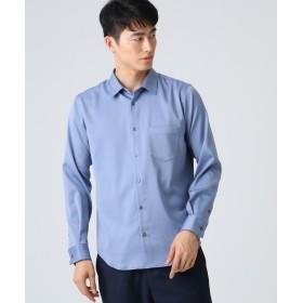 tk.TAKEO KIKUCHI(ティーケー タケオ キクチ) マイクロスパンレギュラーシャツ