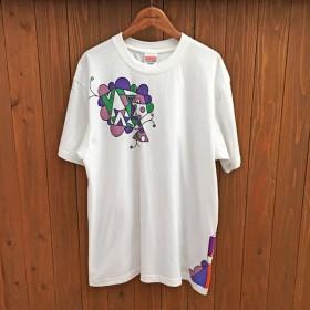 アウトレット品「着ているだけで楽しくなる」Tシャツ「3places」【Lサイズ】