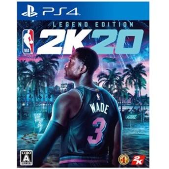 【封入特典付】【PS4】『NBA 2K20』レジェンド・エディション【返品種別B】