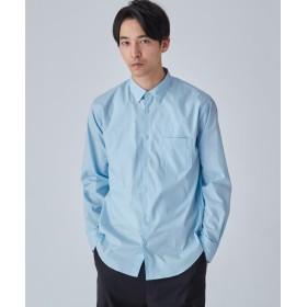 tk.TAKEO KIKUCHI(ティーケー タケオ キクチ) ブロードストレッチプレーンシャツ