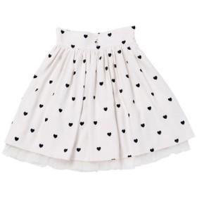 【ロディスポット/LODISPOTTO】 ビッグハートハイウエストスカート / mille fille closet