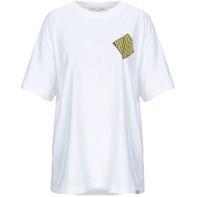 《期間限定 セール開催中》PROENZA SCHOULER レディース T シャツ ホワイト L コットン 100%