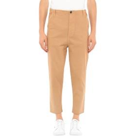《期間限定 セール開催中》C.Y.H. CLAP YOUR HAND メンズ パンツ サンド XS コットン 100%