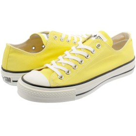 [コンバース] CANVAS ALL STAR J OX YELLOW 26.5cm [並行輸入品]