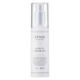 ETVOS(エトヴォス)【医薬部外品】 薬用アクネVCクリームジェル 50g