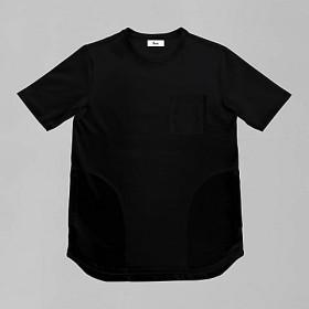 <STIR/スティア> オーセンティックポケットTシャツ BLACK【三越・伊勢丹/公式】