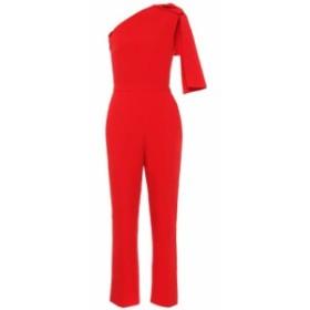エムエスジーエム MSGM レディース オールインワン ワンピース・ドレス One-shoulder jumpsuit