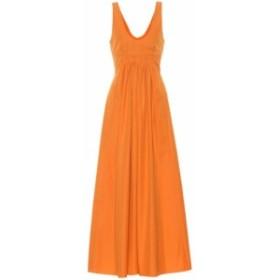 スリーグレイス Three Graces London レディース ワンピース ワンピース・ドレス Laurette cotton maxi dress butternut orange