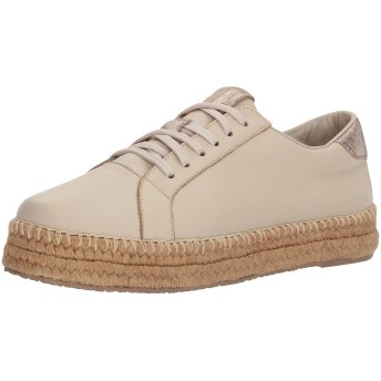 [Kaanas] レディース ARIZONA LEATHER ESPADRILLE SNEAKER