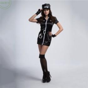 仮装 レディース お巡りさん 送料無料 大人用 ハロウイン コスプレ衣装 イベント コスプレ コスチューム パーテイー