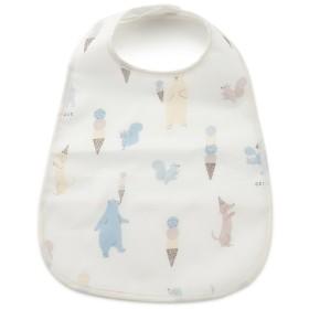 【ジェラート ピケ/gelato pique】 【BABY】アイスクリームアニマル baby お食事スタイ