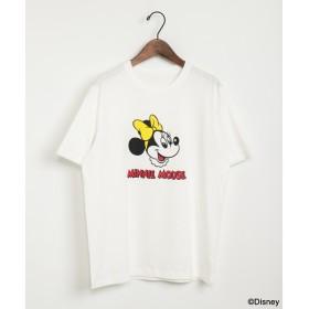 [マルイ]【セール】ディズニー別注プリントTシャツ/ウィゴー(メンズ)(WEGO)