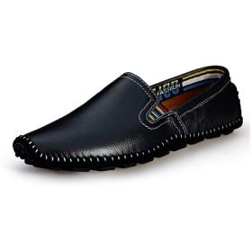 ドライビングシューズ メンズ 大きいサイズ ローファー スリッポン ビジネスシューズ 紳士靴 カジュアル モカシン 防滑 軽量 デッキシューズ スムース 靴 カジュアルシューズ 黒 ネイビー 歩きやすい 通勤 柔らかい ビジネス