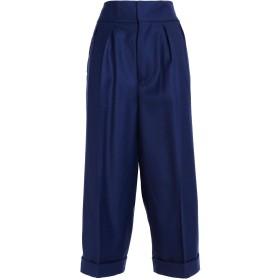 《期間限定 セール開催中》MARNI レディース パンツ ブルー 38 ウール 100%
