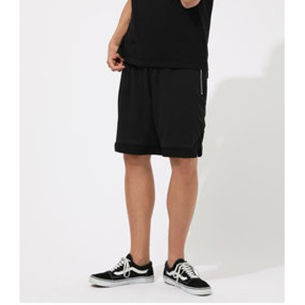 【AZUL by moussy:パンツ】【MEN'S】BASKET SHORTS