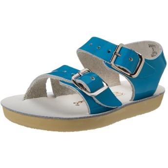 [Salt Water Sandals] ユニセックス・キッズ 964677baby-girls カラー: グリーン