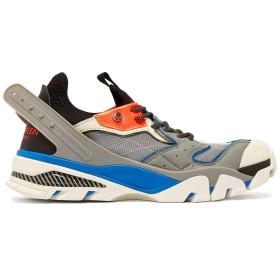 [カルバンクライン] CALVIN KLEIN 205W39NYC Carlos 10ロートップトレーナー Women`s Sneaker [並行輸入品]
