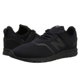New Balance Classics(ニューバランス クラシック) メンズ 男性用 シューズ 靴 スニーカー 運動靴 MRL247 - Black 8 D - Medium [並行輸入品]