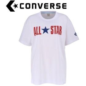 コンバース バスケットボール プリントTシャツ レディース CB392303-1129