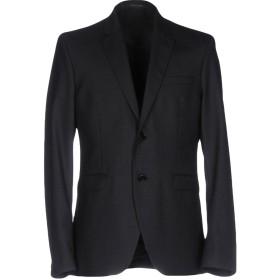 《期間限定セール開催中!》ACNE STUDIOS メンズ テーラードジャケット ダークブルー 48 ウール 100%