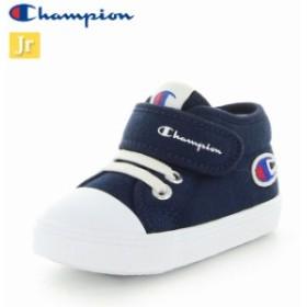 チャンピオン シューズ ベビー靴 CP BR012 ルーキーコートSWEAT ネイビー 55130125 MS ベビーシューズ