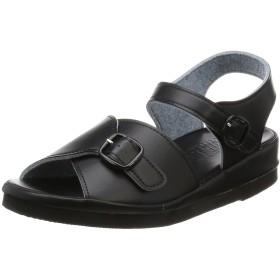 [サニーシューズ] ナースシューズ 601 BLACK ブラック JP LL(24.5~25.0cm)