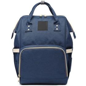 XFentechベビーおむつおむつ交換袋バックパックと盗難防止バックポケット多機能ミイラバッグ防水変更袋