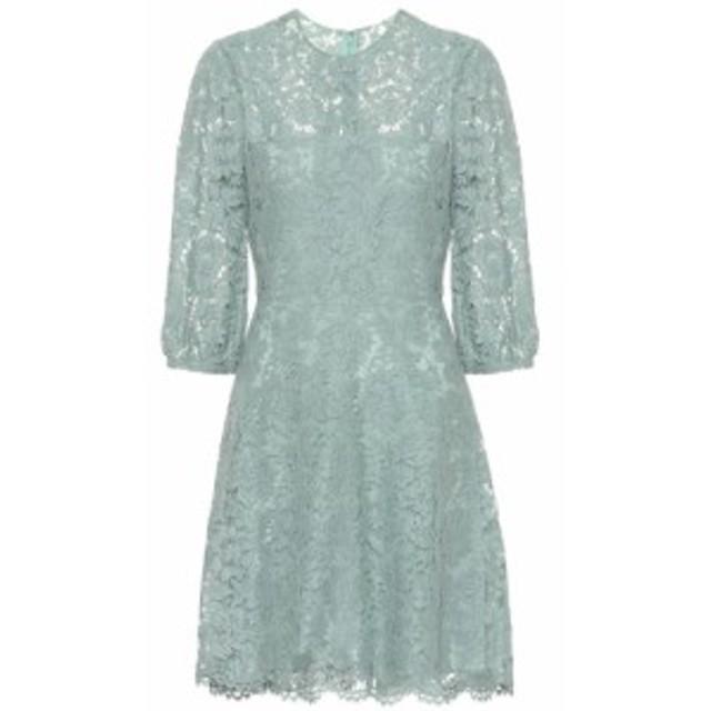 ヴァレンティノ Valentino レディース ワンピース ワンピース・ドレス Floral lace dress